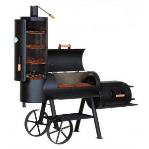 Barbecue bois Oklahoma's Chuckwagon spécial 16''