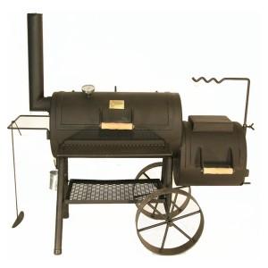 Barbecue bois Oklahoma's longhorn spécial 16''