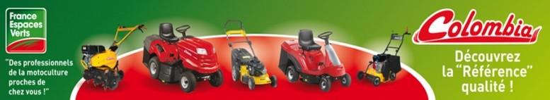 Les tondeuses & tracteurs