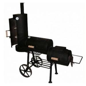 Barbecue bois Oklahoma's Mini Chuckwagon spécial 13''